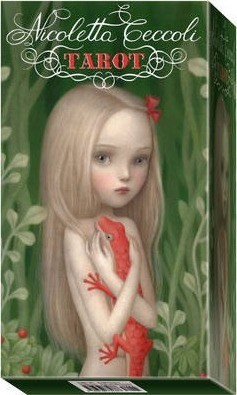 Image for Nicoletta Ceccoli Tarot Card Deck : 78 full colour cards and instructions