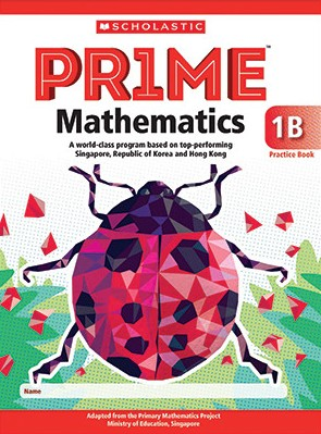 Image for Prime Mathematics 1B Practice Book [International Edition]