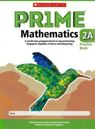Image for Prime Mathematics 2A Practice Book [International Edition]
