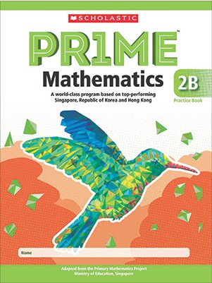 Image for Prime Mathematics 2B Practice Book [International Edition]