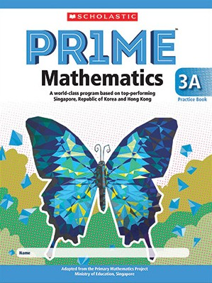 Image for Prime Mathematics 3A Practice Book [International Edition]