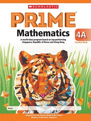 Image for Prime Mathematics 4A Practice Book [International Edition]