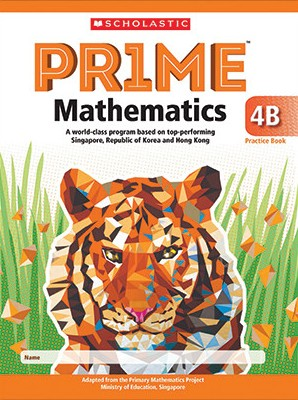 Image for Prime Mathematics 4B Practice Book [International Edition]