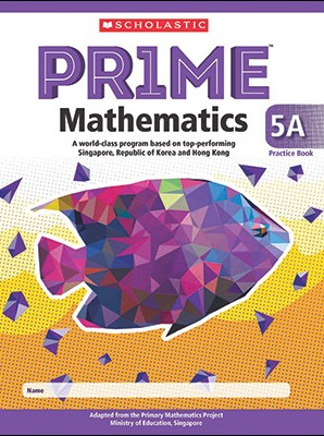 Image for Prime Mathematics 5A Practice Book [International Edition]