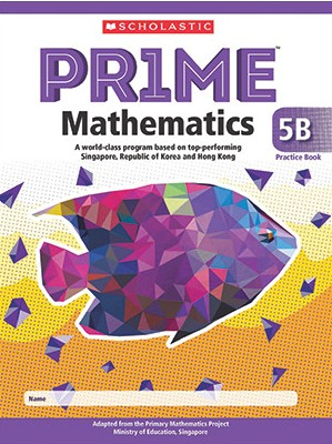 Image for Prime Mathematics 5B Practice Book [International Edition]