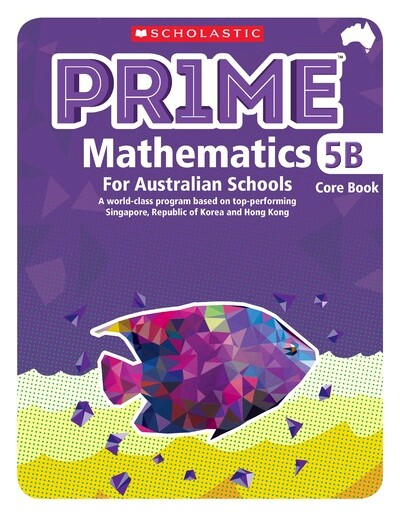 Image for Prime Mathematics 5B Core Book for Australian Schools