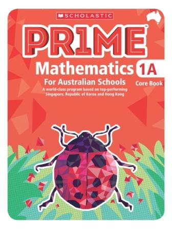 Image for Prime Mathematics 1A Core Book for Australian Schools