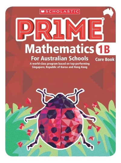 Image for Prime Mathematics 1B Core Book for Australian Schools