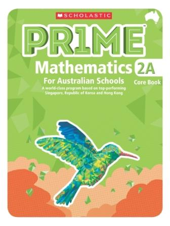 Image for Prime Mathematics 2A Core Book for Australian Schools