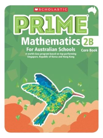 Image for Prime Mathematics 2B Core Book for Australian Schools