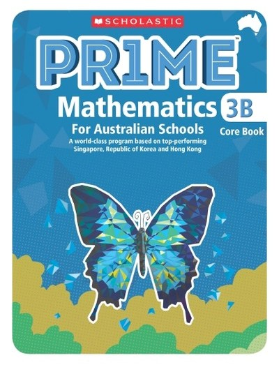 Image for Prime Mathematics 3B Core Book for Australian Schools
