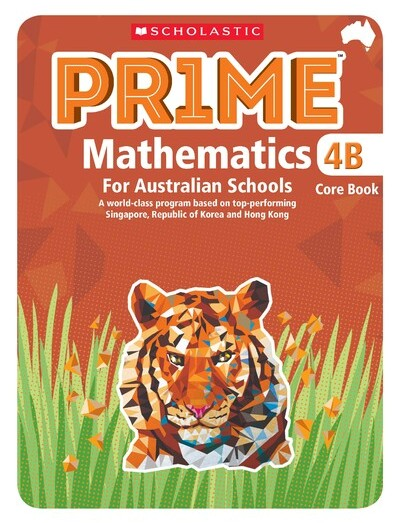 Image for Prime Mathematics 4B Core Book for Australian Schools