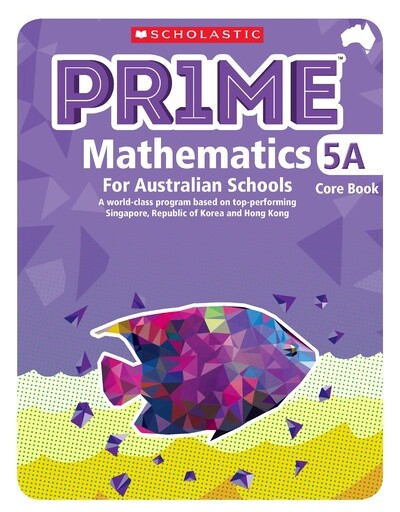 Image for Prime Mathematics 5A Core Book for Australian Schools
