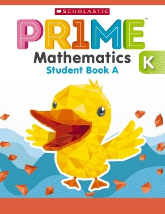 Image for Prime Mathematics Student Book A (K) Kindergarten/Prep [International Edition]