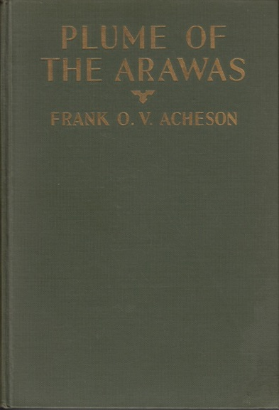 Image for Plume of the Arawas [used book][rare]