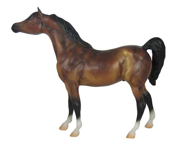Image for Breyer Horses Classics Collection Bay Arabian 1:12 Scale 939 *** TEMPORARILY OUT OF STOCK ***