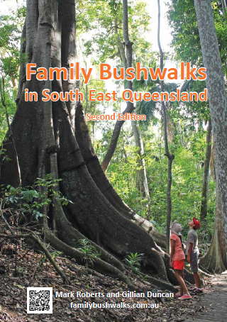 Image for Family Bushwalks in South East Queensland [Second Edition]