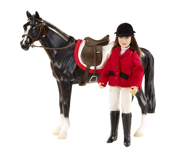 Image for Breyer Horses Classics Chelsea Show Jumper 1:12 Scale 61052 *** Out of Stock ***