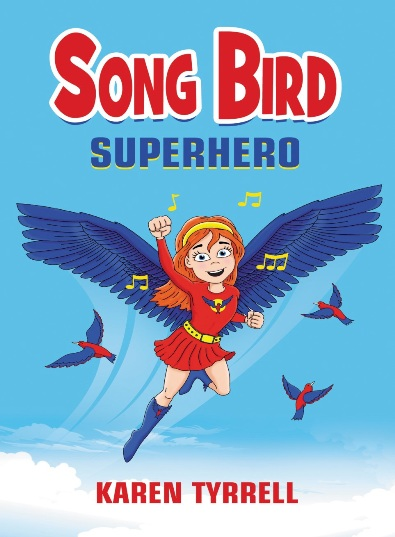 Image for Song Bird Superhero #1 Song Bird