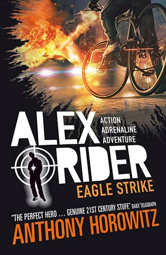 Image for Eagle Strike #4 Alex Rider