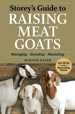 Image for Storey's Guide to Raising Meat Goats 2nd Edition