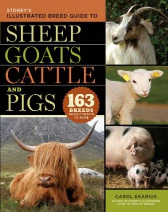Image for Storey's Illustrated Breed Guide to Sheep, Goats, Cattle and Pigs