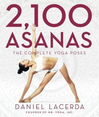 Image for 2,100 Asanas : The Complete Yoga Poses