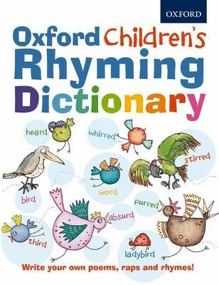 Image for Oxford Children's Rhyming Dictionary: An alphabetical dictionary of rhymes for all primary school children