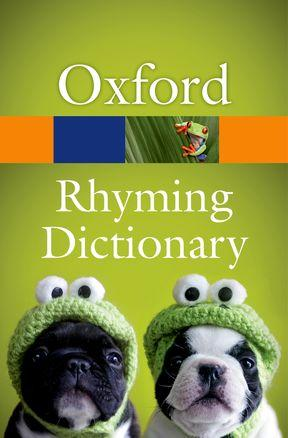 Image for Oxford Rhyming Dictionary Second Revised Edition