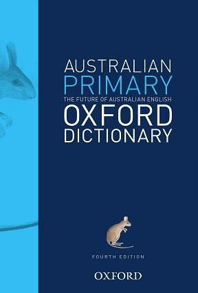 Image for Australian Primary Oxford Dictionary [Fourth Edition]