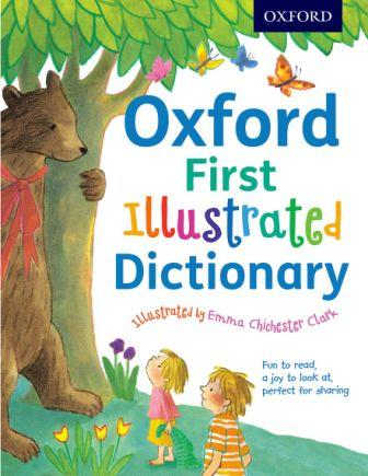 Image for Oxford First Illustrated Dictionary