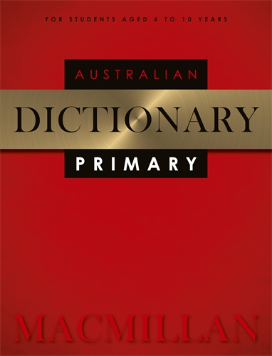 Image for Macmillan Australian Primary Dictionary 2nd Edition (age 6-10 years)