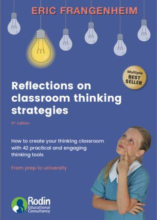 Image for Reflections on Classroom Thinking Strategies 11th Edition Year 1-University