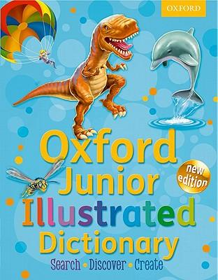 Image for Oxford Junior Illustrated Dictionary Third Edition [Hardcover]
