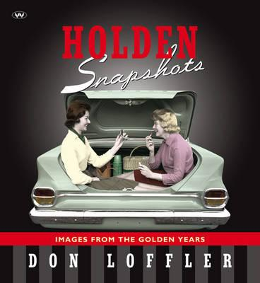 Image for Holden Snapshots: Images from the Golden Years