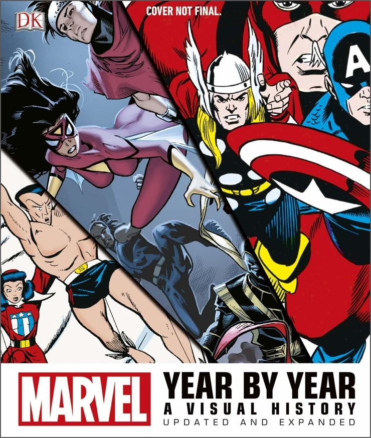Image for Marvel Year By Year: A Visual History Updated and Expanded