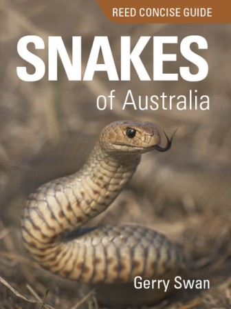 Image for Snakes of Australia # Reed Concise Guide
