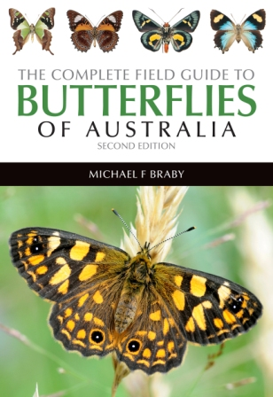 Image for The Complete Field Guide to Butterflies of Australia Second Edition