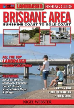 Image for Landbased Fishing Guide Brisbane Area Sunshine Coast to Gold Coast:  All the Top Landbased Fishing Locations