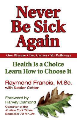 Image for Never Be Sick Again: Health is a Choice, Learn How to Choose It