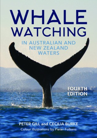 Image for Whale Watching in Australian and New Zealand Waters 4th Edition