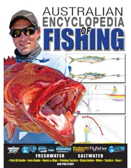 Image for Australian Encyclopedia of Fishing