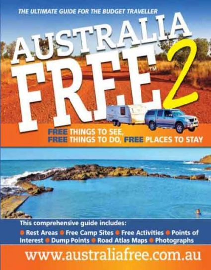 Image for Australia Free 2 The Ultimate Guide for the Budget Traveller
