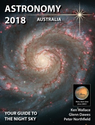 Image for Astronomy 2018 Australia: Your Guide to the Night Sky