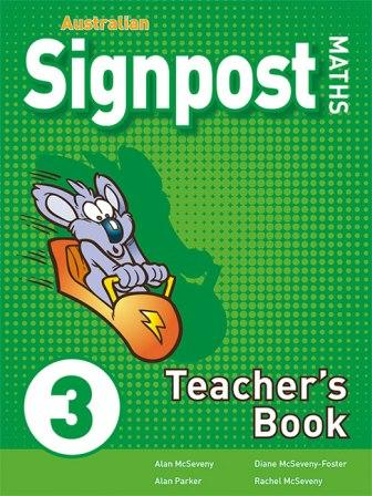 Image for Australian Signpost Maths 3 Teacher's Book [Third Edition]