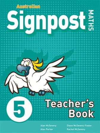 Image for Australian Signpost Maths 5 Teacher's Book [Third Edition]