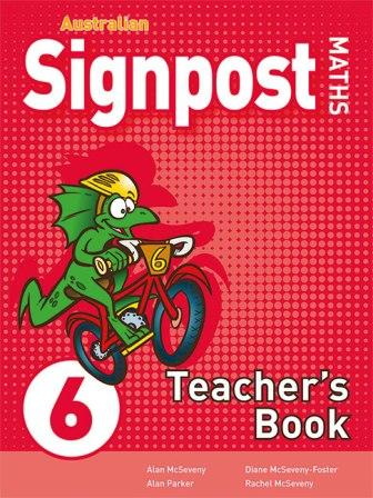 Image for Australian Signpost Maths 6 Teacher's Book [Third Edition]