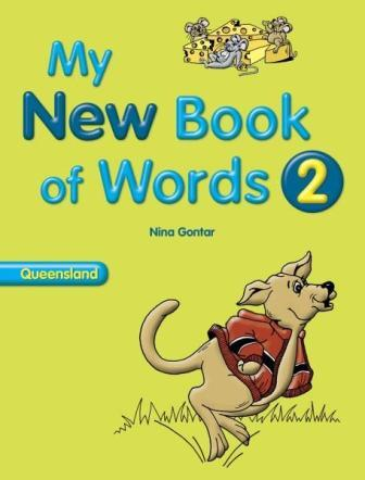Image for My New Book of Words 2 Queensland [Second Edition]