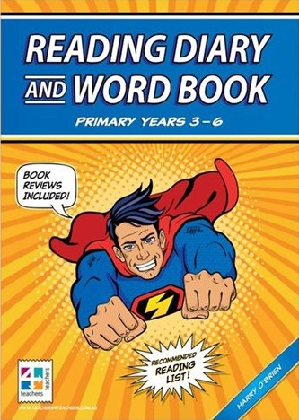 Image for Reading Diary and Word Book Years 3-6 Primary Years 3-6