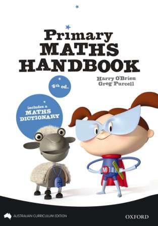 Image for Primary Mathematics Handbook Australian Curriculum Edition [Fourth Edition]